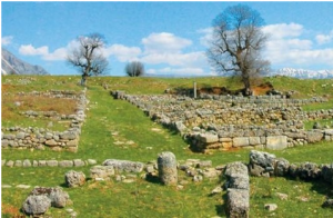 parku arkeologjik i antigonese